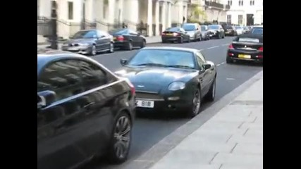 Autogespot - Carspotting Supercars of London - Part 2