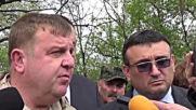 Каракачанов: При криза с бежанците действаме бързо и непоколебимо