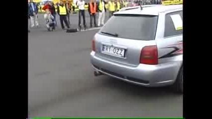 Audi Rs4 Brutal Acceleration