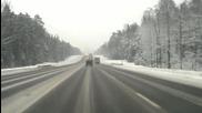 Джип става на Русенско варено 22.02.2012