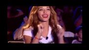 Невероятно изпълнение на Атанас с парчето Molly - X Factor (13.09.13)