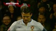 ВИДЕО: Дания – Португалия 0:1
