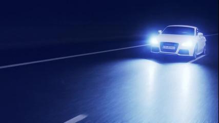 Мощност и стил : 485hp Audi Tt Rs