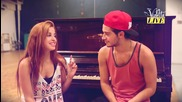 Violetta Live : Канде и Руджеро - Щастливи празници Аржентина