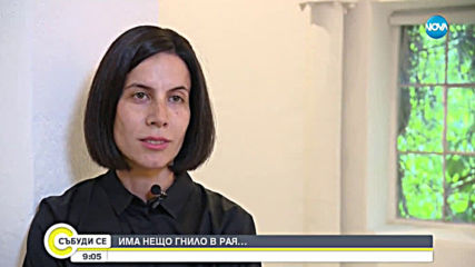 Художничка посвети изложба на жените, жертви на насилие, превърнали се в убийци