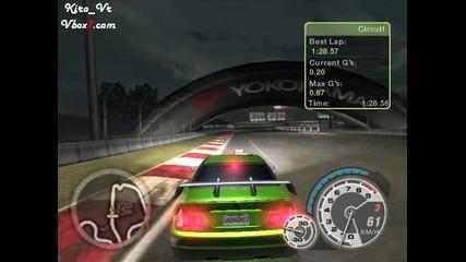 Need For Speed Underground 2 / Bmw M3 E46