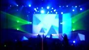 Tiesto - Live @ Hungexpo 2010 (hq) част 1