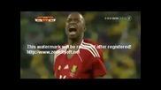 Юар - Мексико 1:1 - World Cup 2010 Всички голове