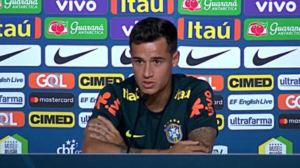 Russia: Neymar 'almost fine' according to teammate Coutinho