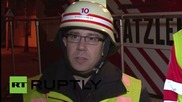 Germany: Four killed, Four injured in suspected arson attack on refugee shelter