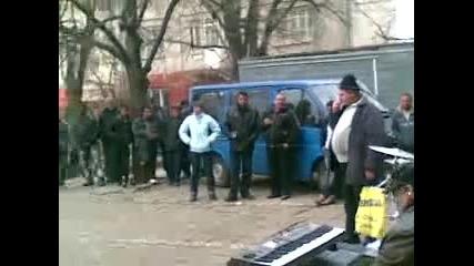 ork. Biseri - Trifon zarezan, s. Iskra 14.02.2011