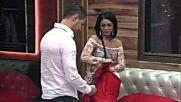 Емануела смени спалното бельо на Борислав