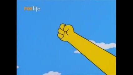 [s14 ep17] Семейтсво симпсън [бг Аудио] / The Simpsons Bg Audio (09.07.2009)