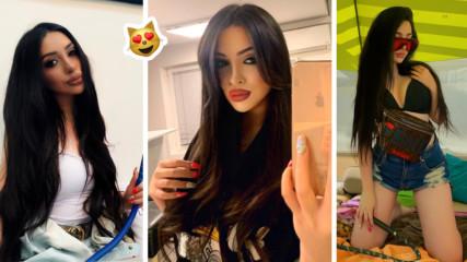 Дъщерята на Лияна скандализира Instagram! Вижте какви ги върши 17-годишната Дениз!