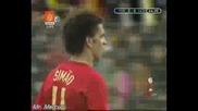 31.05 Португалия - Грузия 2:0 Шимао Гол