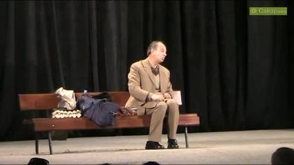 Николай Урумов - Лалугер (моноспектакъл)