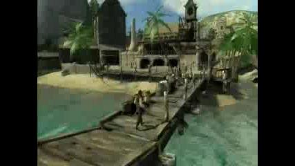 Карибски пирати:Сандъка на мъртвеца - Тейлър