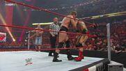 John Cena & Batista vs. Kane & JBL: Raw, July 28, 2008 (Full Match)