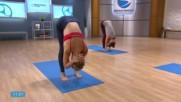 Caley Alyssa - Day 3 Core. 5-day Yoga Challenge Beachbody Yoga Studio