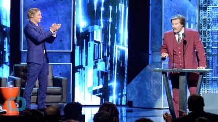 Justin Bieber Roasted by Will Ferrell as Ron Burgundy