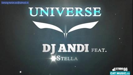 Dj Andi feat. Stella - Universe