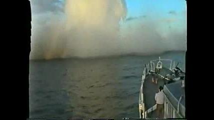 Подводна експлозия