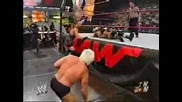 Kane And Rvd Vs. Triple H And Rick Flair