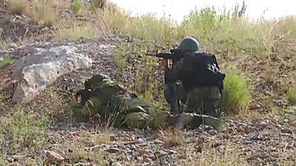 Pakistan: First Russia-Pakistan joint military drills continue in Cherat