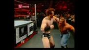 Tlc john cena vs Sheamus Wwe (masi) part 1