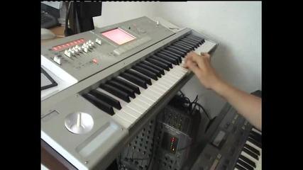 Sedat live klavir