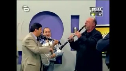 Ivo Papazov Clarinet & Georgi Janev Viola