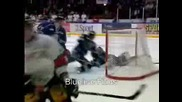 Най - Яките 10 Хокей Гола