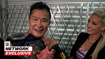 Kushida savors early birthday gift to himself: WWE Network Exclusive, May 11, 2021