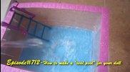 Как да направим плувен басейн за кукли