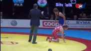 Тайбе Юсеин спечели сребро от световното в Будапеща