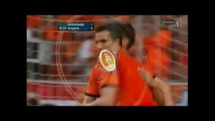 България се върна! Холандия 1-2 България ! Супер Мач!