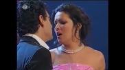 Anna Netrebko & Rolando Villazon - Brindisi - La Traviata - Verdi