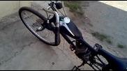 моторно колело атракция