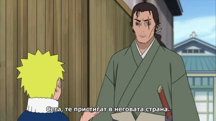 Naruto Shippuuden - 310 Вградени Бг Субс Върховно Качество