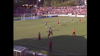 Черно Море - ЦСКА (13.09.2014) - Първо полувреме