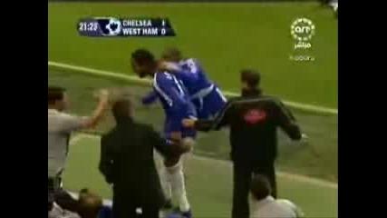 Chelsea - Goals