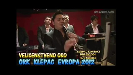 Ork Klepac Evropa 2012 Velicenstveno Oro