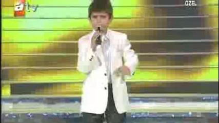 Mehmet Das(ibrahim tatlises) - beni benden alirsan