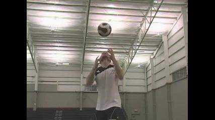 Как да жонглирате с главата си - Уроци за начинаещи