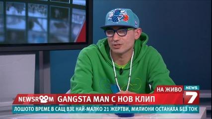 Интервю с Milioni и Gangsta Man