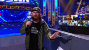 Sami Zayn handcuffs himself to the ring in protest: SmackDown, Jan. 22, 2021