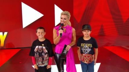 """Young WWE fans square off in """"What's My Name?"""": WWE.com Exclusive, June 17, 2019"""