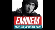 [бг превод] Eminem - Beautiful Pain ft. Sia