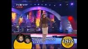 Тони Димитрова и Анжело с Микс от стари градски песни-Пей с мен 02.06.08 *HQ*