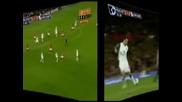 Manchester United vs Sunderland - Димитар Бербатов як гол + луд коментатор (hq)